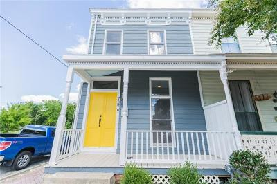 Richmond Single Family Home For Sale: 727 North 22nd St