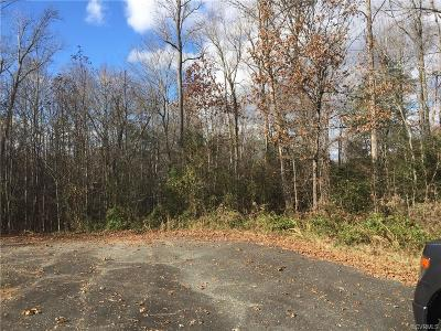 Hanover County Residential Lots & Land For Sale: 3461 Crown Hill Road