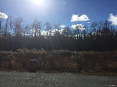 Hanover County Residential Lots & Land For Sale: Tbd Turners Mill Drive