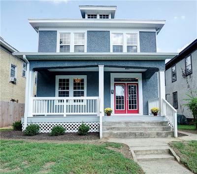 Richmond Single Family Home For Sale: 2909 Hanes Avenue