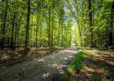 Powhatan Residential Lots & Land For Sale: 3672 Jefferson Landing Road