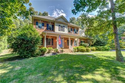 Henrico Single Family Home For Sale: 9202 Erlwood Road