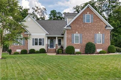 Chesterfield Single Family Home For Sale: 15225 Willow Hill Lane