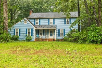 Chesterfield VA Single Family Home For Sale: $225,950