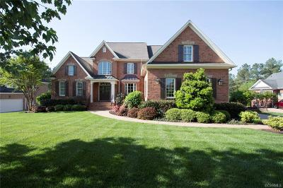 Chesterfield County Single Family Home For Sale: 16201 Maple Hall Drive