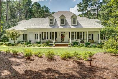 Powhatan County Single Family Home For Sale: 3089 Braehead Road
