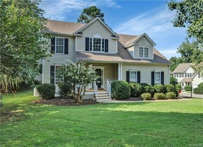 Chesterfield Single Family Home For Sale: 15919 Hampton Summit Drive