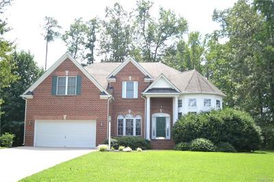 Henrico Single Family Home For Sale: 11401 Country Oaks Court