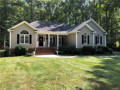 Hanover County Single Family Home For Sale: 13998 Taylors Overlook Ct