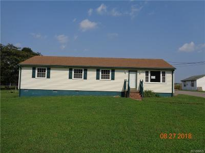 Single Family Home Sold: 7465 Ansley Road