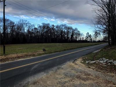 Hanover County Residential Lots & Land For Sale: Studley Road