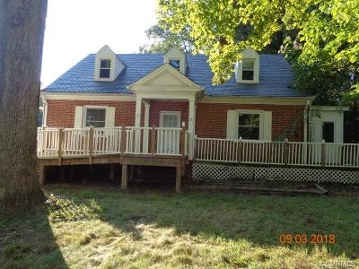 New Kent County Single Family Home For Sale: 8816 Black Creek Road
