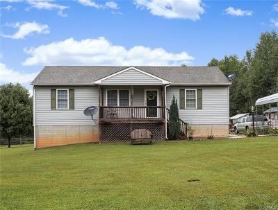 Louisa Single Family Home For Sale: 855 Johnson Road