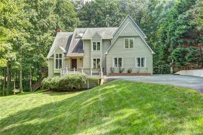 Chesterfield County Single Family Home For Sale: 1600 Oakengate Lane