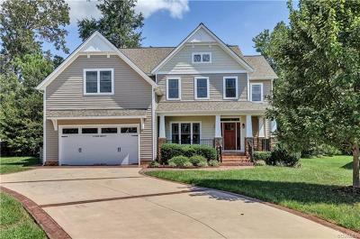 Chesterfield Single Family Home For Sale: 14601 Yarcombe Road