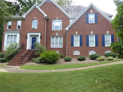 Chesterfield County Rental For Rent: 2405 Stemwell Boulevard
