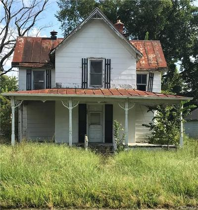 Sussex County Single Family Home For Sale: 613 W Main Street