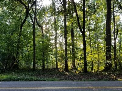 Amelia County Residential Lots & Land For Sale: 3.061 Mt. Zion Road