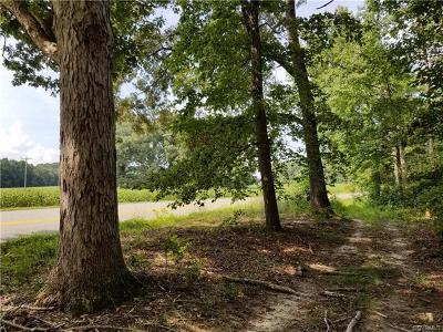 Amelia County Residential Lots & Land For Sale: 6.644 Acres Mt. Zion Road