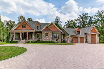 Chesterfield County Single Family Home For Sale: 12749 Dell Hill Court