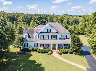 Hanover County Single Family Home For Sale: 12155 Newton Hills Court