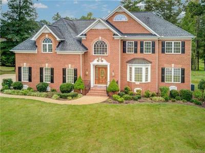 Glen Allen Single Family Home For Sale: 14831 Tates Way