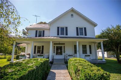 Amelia Single Family Home For Sale: 16221 Church Street