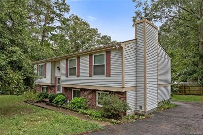 Chesterfield Single Family Home For Sale: 1901 Mountain Pine Boulevard