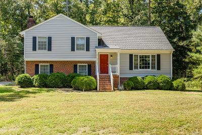Hanover Single Family Home For Sale: 8215 Beatties Mill Road