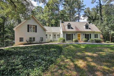 Henrico Single Family Home For Sale: 6 Summit Drive