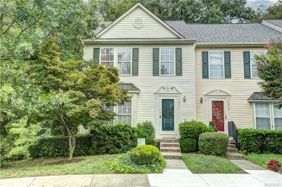 Henrico Condo/Townhouse For Sale: 2941 Queensland Drive