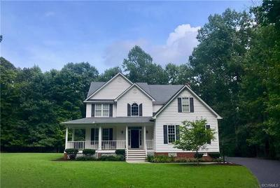 Hanover County Single Family Home For Sale: 2003 Cricket Creek Court