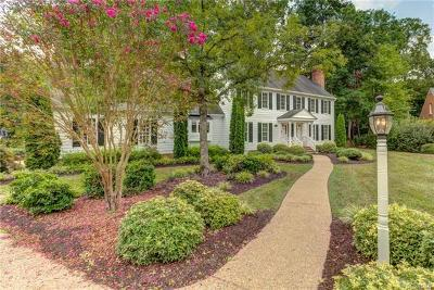 Henrico Single Family Home For Sale: 313 Cheswick Lane