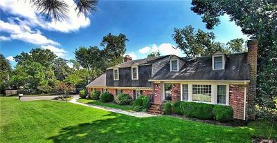 Henrico VA Single Family Home For Sale: $1,095,000