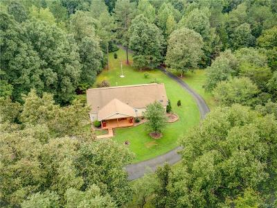 Powhatan County Single Family Home For Sale: 4312 Gaddes Creek Court