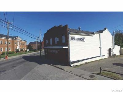 Petersburg Commercial For Sale: 301 Harding Street