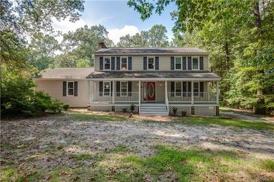 Chesterfield Single Family Home For Sale: 10810 Chalkley Road