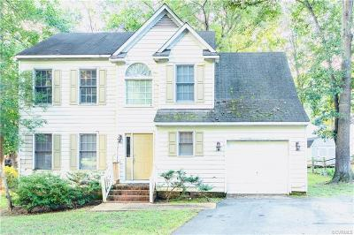 Chester Single Family Home For Sale: 4908 Logswood Road