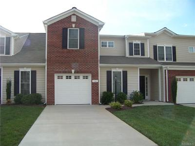 Hanover County Condo/Townhouse For Sale: 7788 Marshall Arch Drive #103
