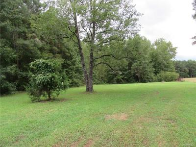 Land For Sale: 21607 Walkers Mill Road