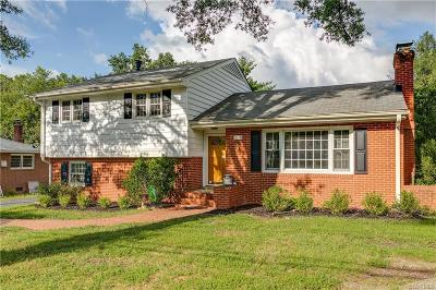 Henrico County Single Family Home For Sale: 3207 Birchbrook Road