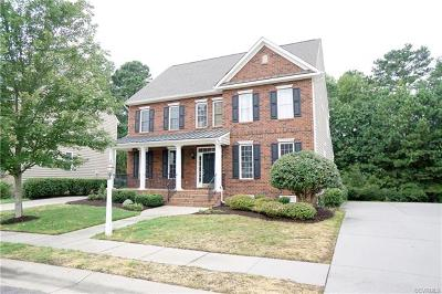 Henrico Single Family Home For Sale: 5020 Willows Green Road