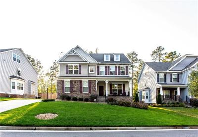 Chesterfield County Rental For Rent: 6848 Crackerberry Drive