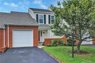 Henrico Condo/Townhouse For Sale: 12029 Heiber Court