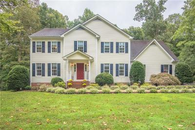 Chesterfield Single Family Home For Sale: 9525 Waterfall Cove Drive
