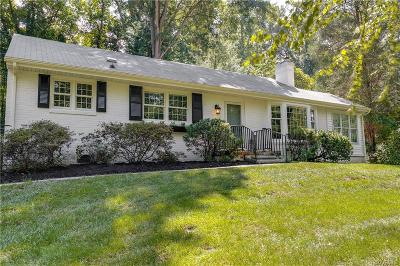 Henrico County Single Family Home For Sale: 211 Roslyn Hills Drive