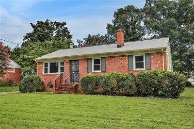 Henrico Single Family Home For Sale: 7310 Erskine Street