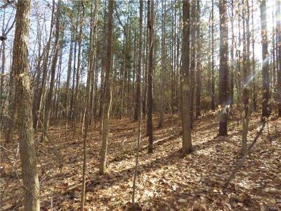 Powhatan VA Residential Lots & Land For Sale: $99,950