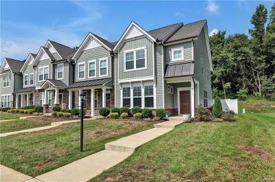 Glen Allen Condo/Townhouse For Sale: 2412 Marions Lane