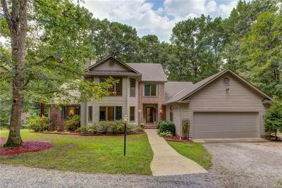 Hanover County Single Family Home For Sale: 12163 Victoria Hills Road